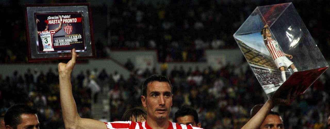 El argentino Pablo Quatrocchi figuró por su garra y ganó la idolatría de los seguidores cuando el equipo descendió,subió nuevamentete y último 'bajón' a la Liga de Ascenso, ya cuando el equipo se había mudado a Aguascalientes.