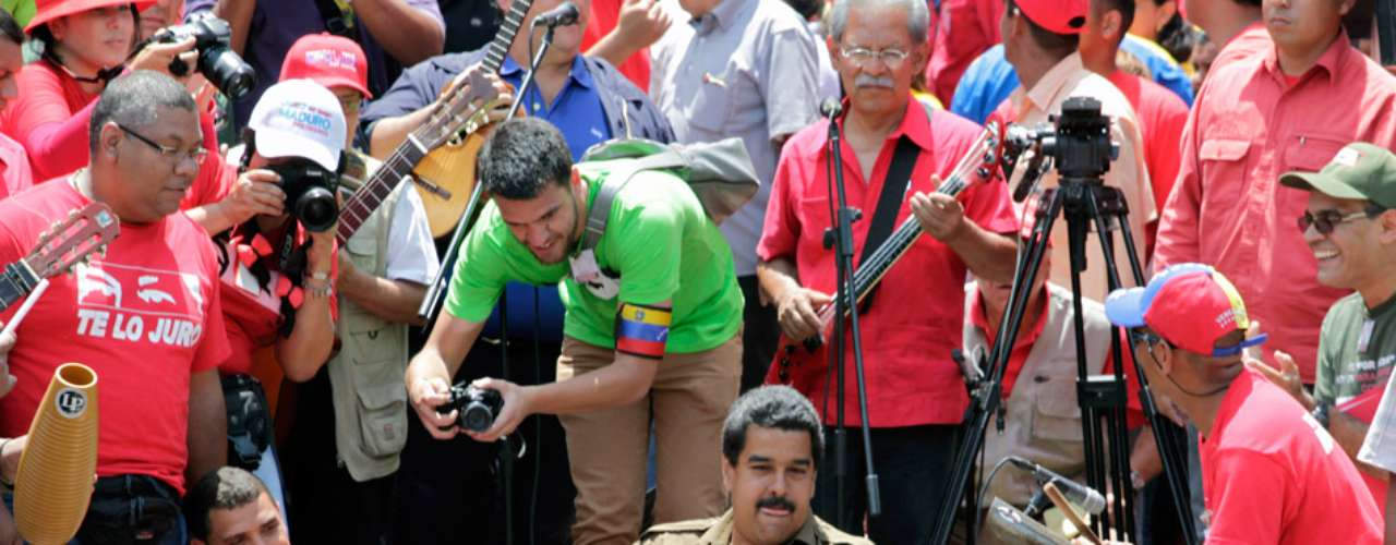 Maduro evita llamar a Capriles por su nombre y opta por usar sobrenombres como \
