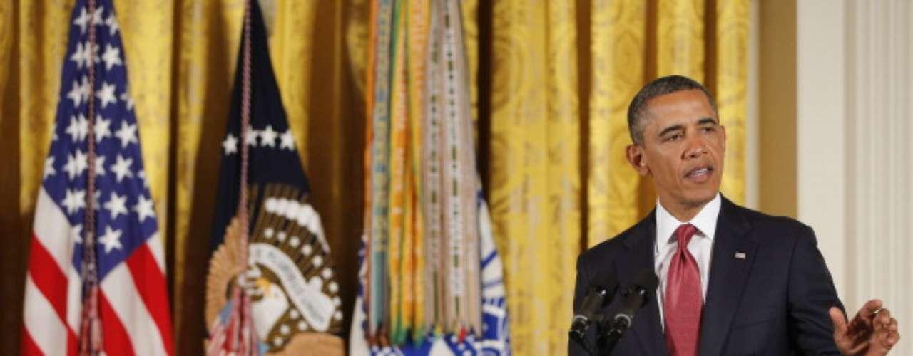En general, la desaprobación de liderazgo estadounidense era básicamente inalterable hasta el año pasado, pero según el más reciente estudio deGallup,de los ciudadanos de 130 países inspeccionados, el 25 % desaprobó el modo de trabajo de la administración Obama.