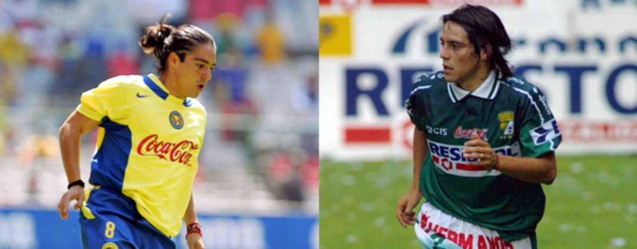Rodrigo Valenzuela llegó a México en el Verano 98 para jugar con América. Con León disputó los torneos de Invierno 01 y Verano 02, para regresar al nido para el Apertura 04 y Clausura 05