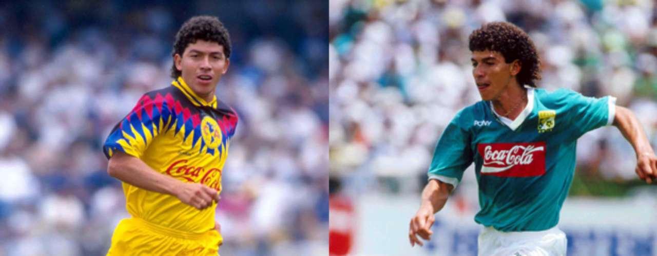 Francisco Uribe jugó con León las temporadas 1990-91 y 91-92, para pasar al América en la 1992-93 y hasta el Invierno 96; regresaría a León del torneo de Invierno 99 al Invierno 2001