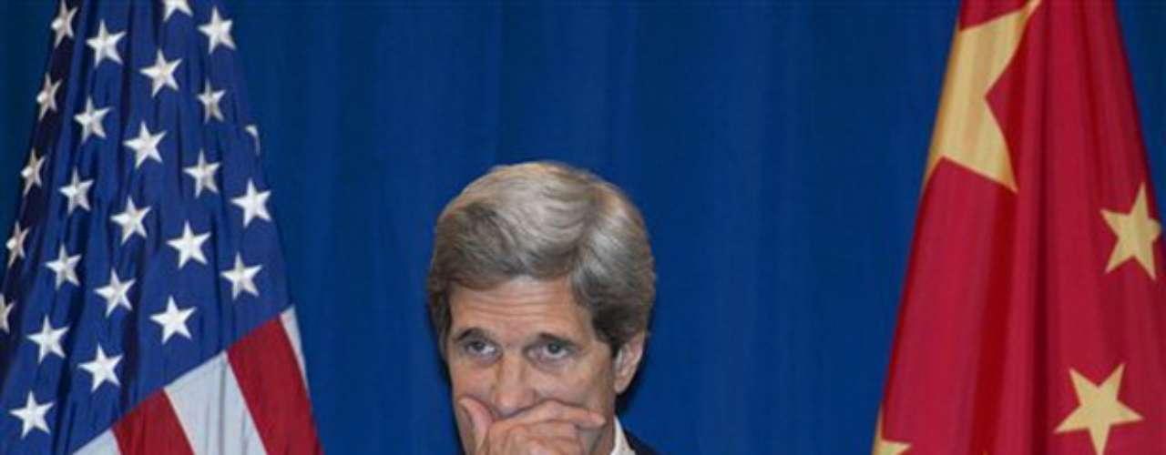 Kerry recalcó que, de forma poco frecuente por parte de Pekín, China y EEUU han adoptado una \