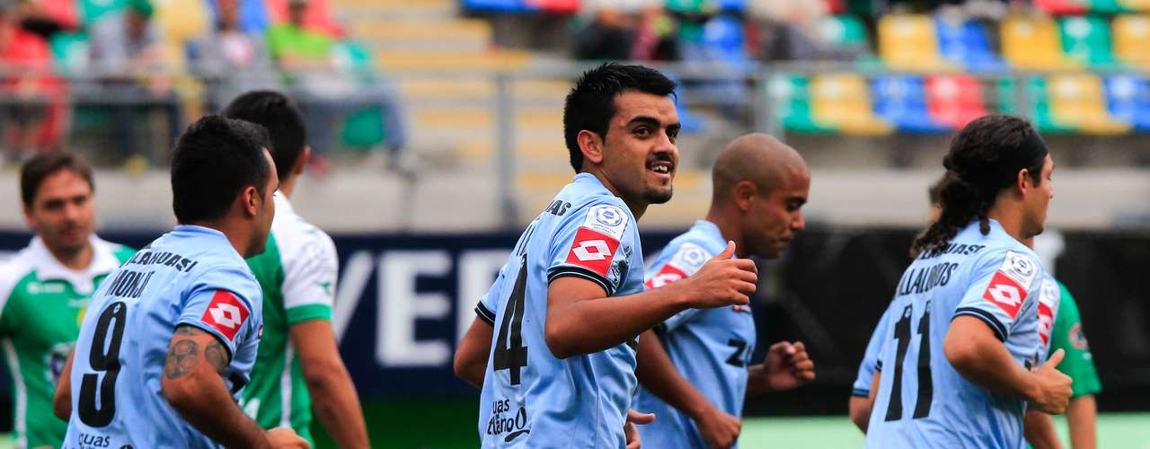El equipo de Pablo Marini superó por 3-1 al elenco del norte, el que sigue sumido en un crisis de resultados, pese a que ahora su técnico es Jaime Vera.