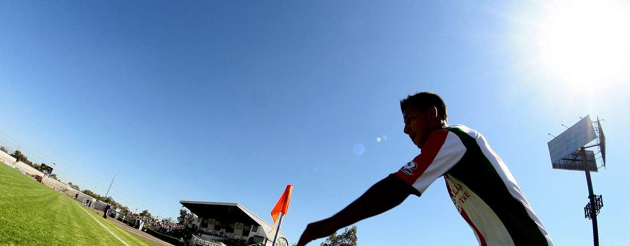 Continúa el sábado con Palestino recibiendo a Everton, a las 12:30 horas en el Estadio de La Cisterna.