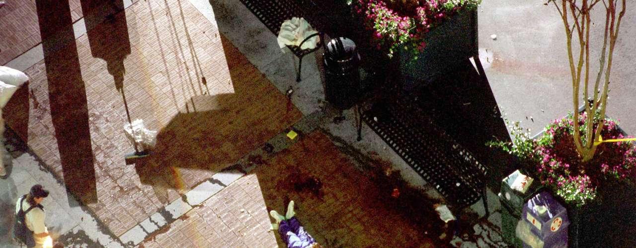 Atlanta 96. El gobierno estadounidense condenó el atentado, mismo que dejó mal parada a la organización y seguridad de los Juegos.