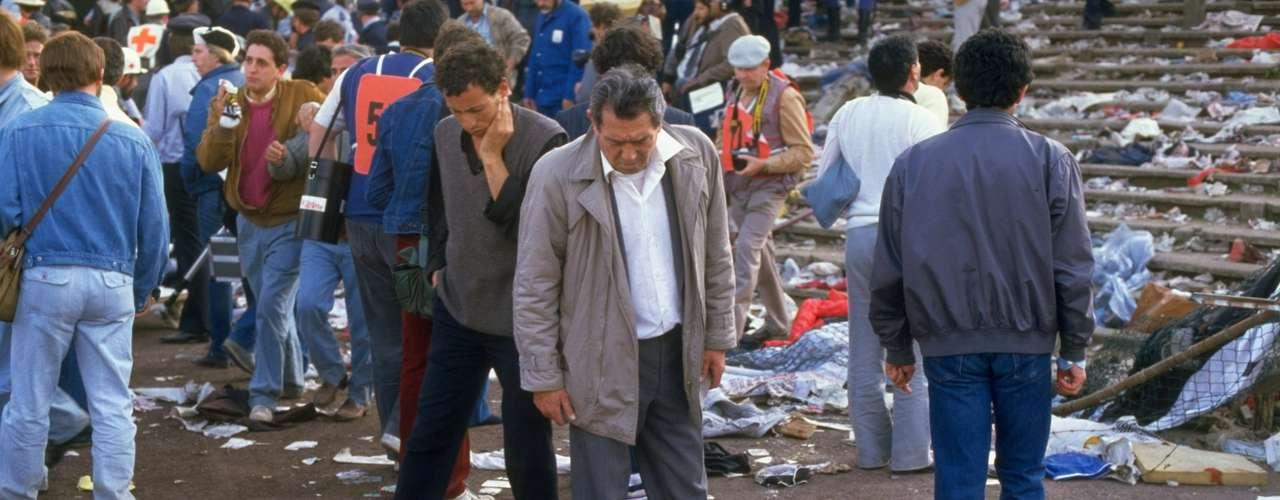 Tragedia de Heysel. El 29 de mayo de 1985 se dio esta desgracia, donde se contabilizaron 600 heridos, además de los 39 muertos