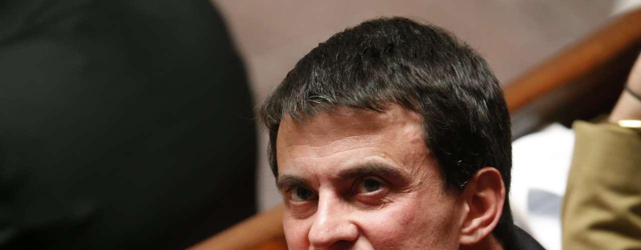 Manuel Valls, Ministro de Interior. De la declaración delmiembro del gabinete de origen español destacan dos propiedades inmobiliarias cuyo valor supera el medio millón de euros