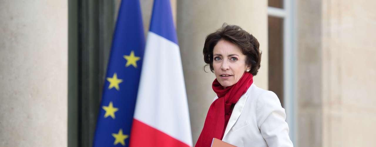 Marisol Touraine, Ministra de Asuntos Sociales. Posee un patrimonio de 1,4 millones de euros, siendo copropietaria de varias viviendas en Francia