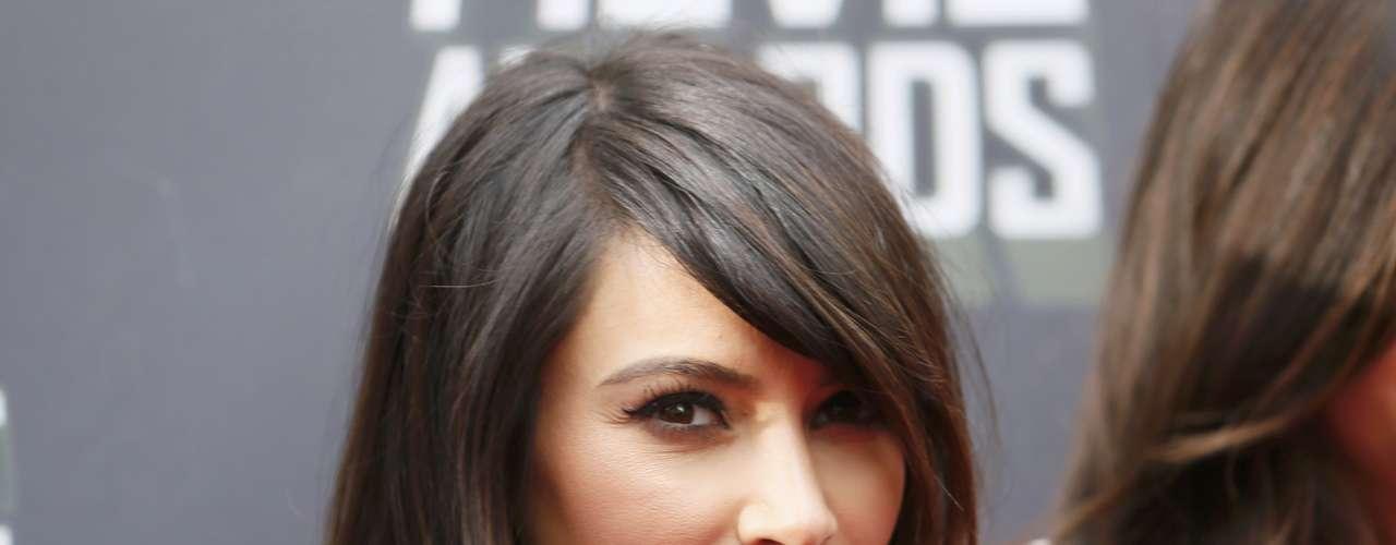 La cara de Kim ya luce más hinchada y con todas las señas de mujer embarazada