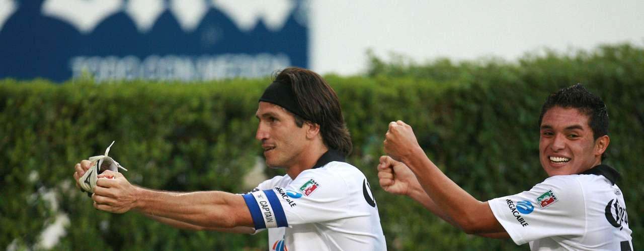Un gol de penalti de Bruno Marioni al minuto 90, le dio el triunfo a Atlas 1-0 sobre Chivas en el torneo Clausura 2009.