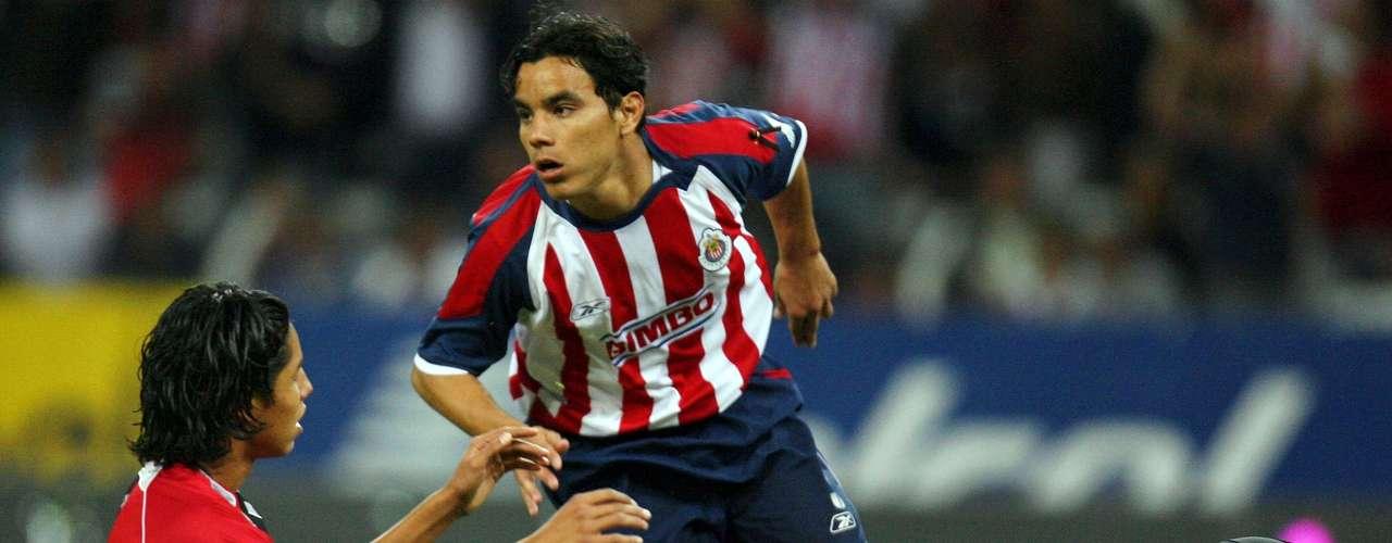 Con doblete de Omar Bravo, Chivas le ganó a domicilio 2-0 al Atlas, en el torneo Clausura 2008.