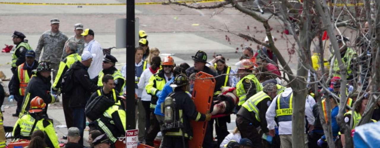 Las imágenes de todo lo acontecido tras las explociones dieron lavuelta el mundo a través de las redes sociales, páginas noticiosas y otros medios.