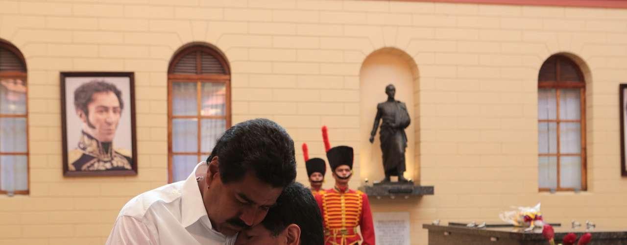 Recientemente estuvo en Venezuela para visitar la tumba del presidente Chávez y apoyar al candidato Nicolás Maduro en la elección presidencial de ese país.