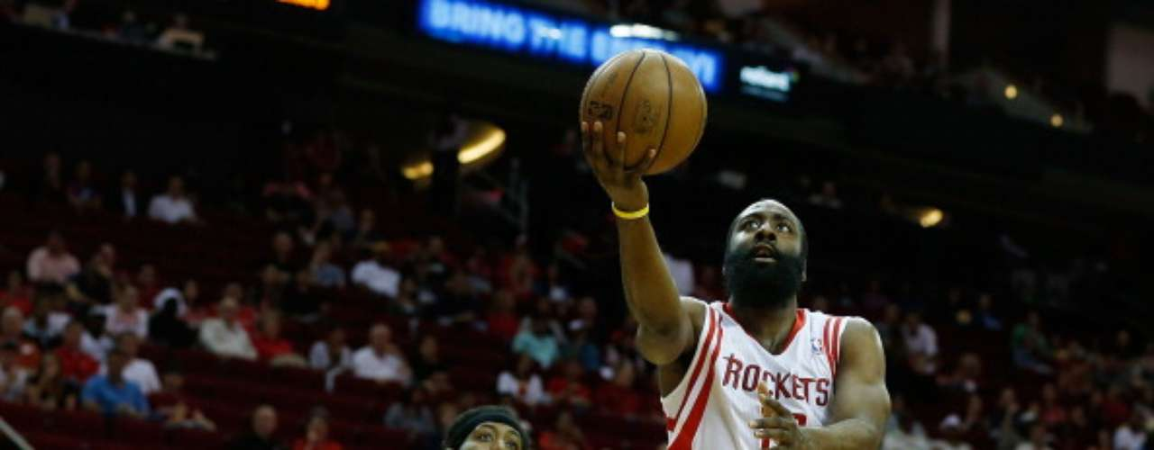 James Harden ha destapado el tarro de las esencias en Houston