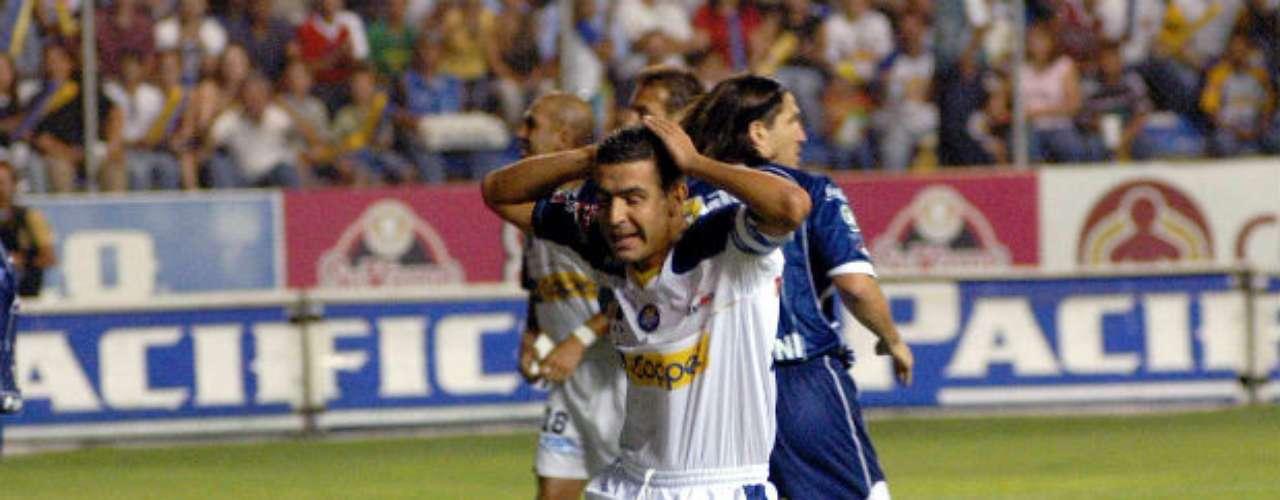 Dorados de Sinaloa perdió la categoría en el 2006. En su último
