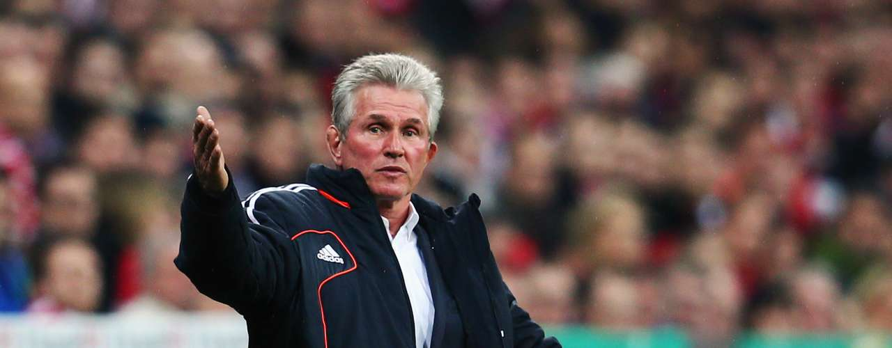 Jupp Heynckes: The German coach have turned Bayern Munich in perhaps the best in the world at the moment, after thrashing Barcelona 7-0 in aggregate score in the Champions League semifinals, and winning th Bundesliga with a 20 point difference over second place Dortmund. Heynckes already coached Real Madrid for one season and led the club to win the UEFA Champions League.