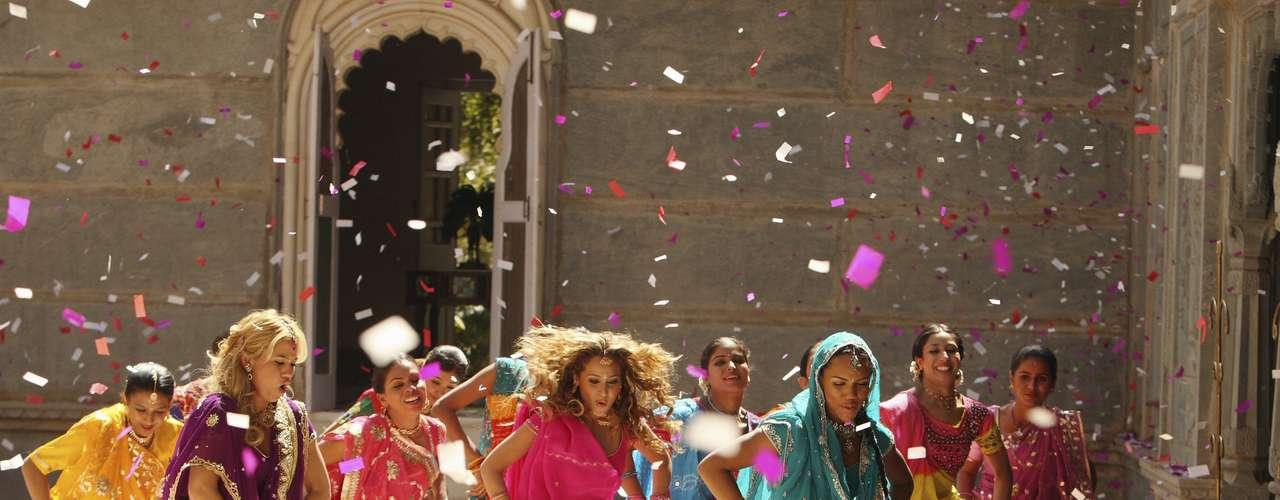 El grupo musical TheCheetah Girlsse hizo famoso gracias a la película de Disney Channel que lleva su mismo nombre.