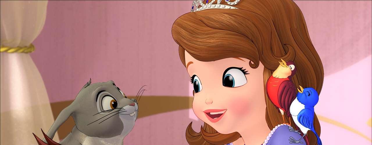 La película de animación La princesa Sofía: Érase una vez una princesa es la nueva apuesta cinematográfica de Disney Channel.