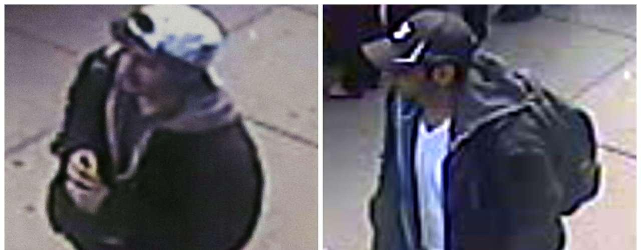Ambos hermanos fueron indentificados tras la difusión de las fotos ayer por las autoridades. Todo comenzó anoche cuando un hombre intentó robar un local Seven Eleven. Las cámaras de seguridad mostraron a un hombre joven que se parecía a uno de los que aparecía en la foto difundida por el FBI.
