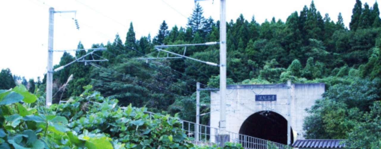 Túnel Seikan, Japón Este túnel se encuentra a 240 metros bajo el nivel del mar une Seikkan a las islas japonesas de Honshu y Hokkaido.