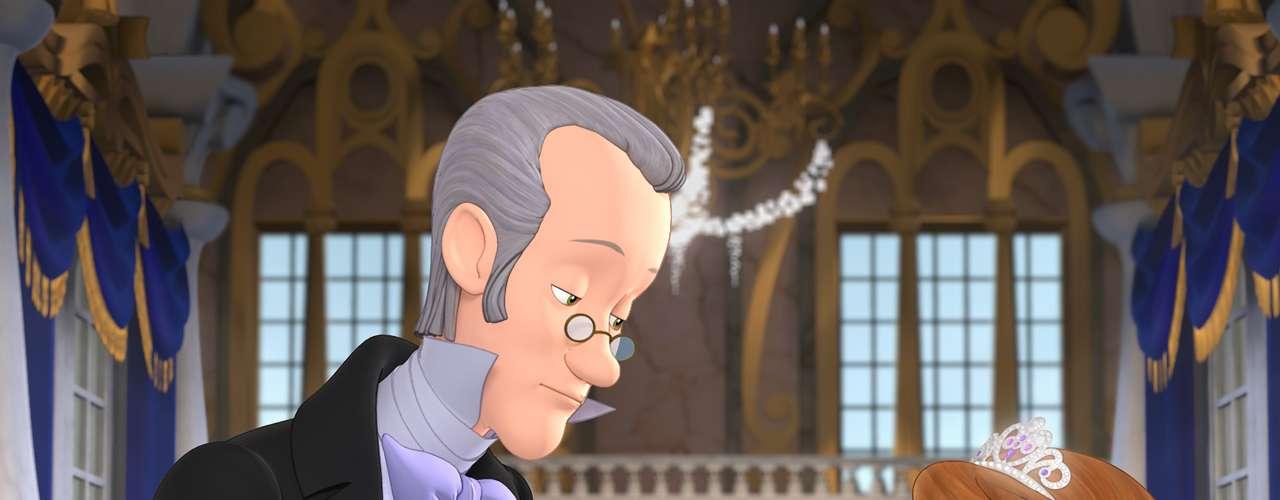 En 'Princesita Sofía' también habrá apariciones especiales de clásicos personajes en eventos especiales, como 'Cenicienta' y otras Princesas Disney.