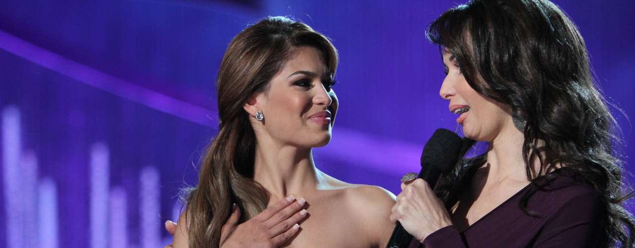 Finalmente, Essined, la bella puertorriqueña fue la eliminada de la noche debido a que obtuvo un menor apoyo del público y a la decisión del jurado.