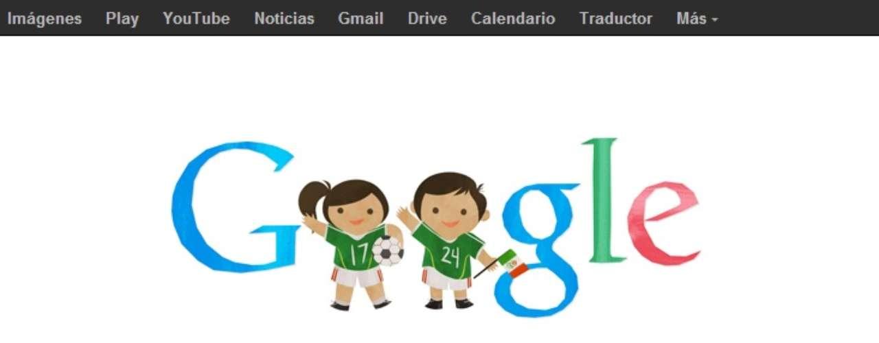 Este 30 de abril, el buscador más famoso del mundo Google se une a la celebración en México del Día del Niño con un doodle.