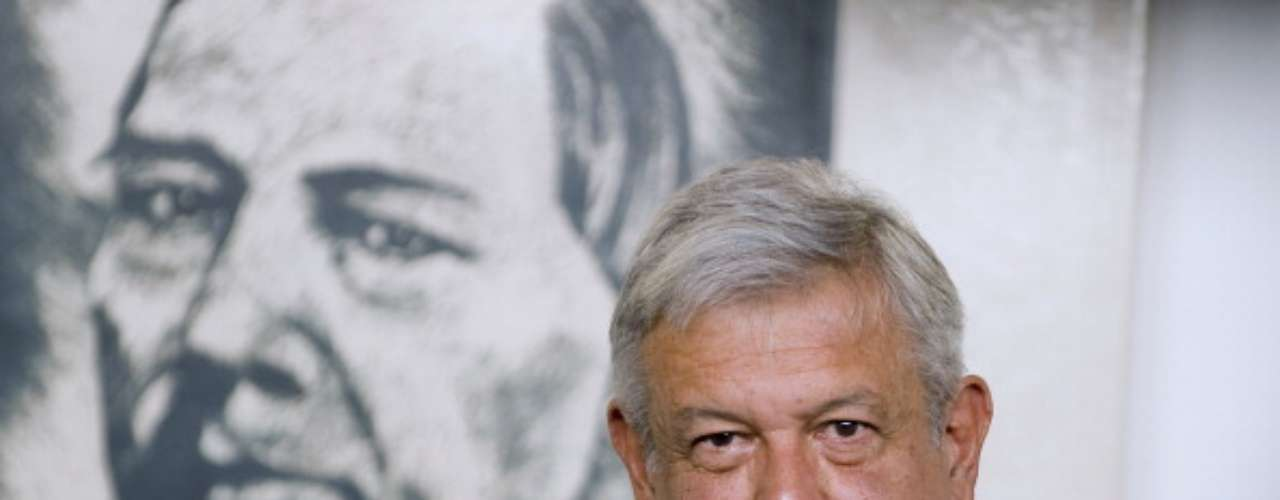 El líder opositor y exjefe de Gobierno del Distrito Federal (México)Andrés Manuel López Obrador forma parte del prestigioso grupo de aztecas que la revista resalta en una reciente publicación.
