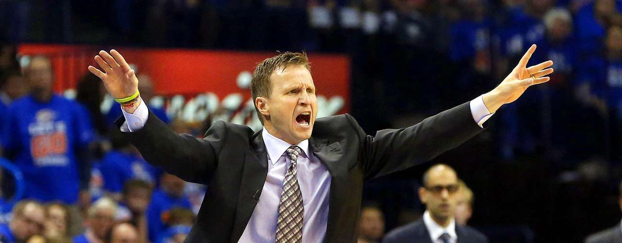 Rockets vs. Thunder: El head coach Scott Brooks le pide más defensa a los jugadores de Oklahoma City.