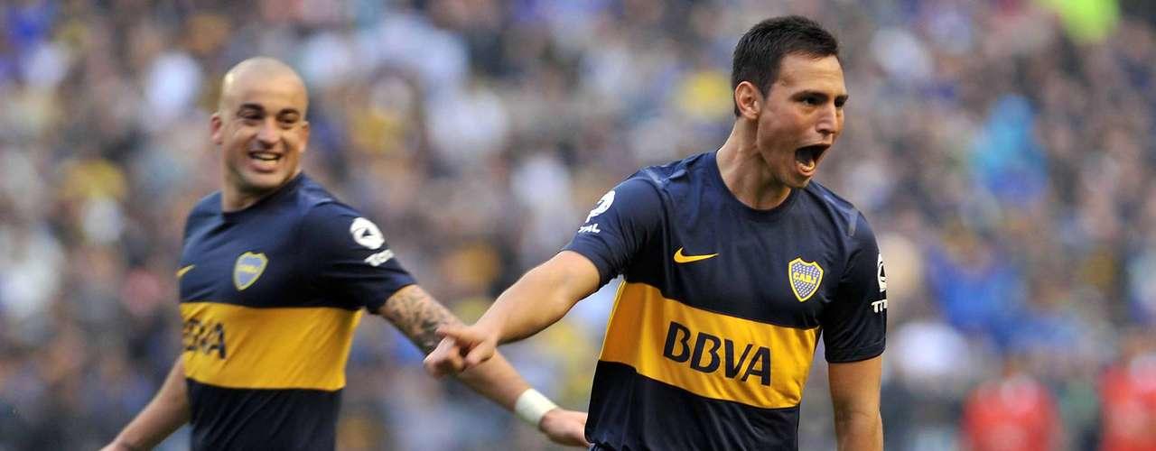 Los pibes, punto a favor: Sánchez Miño y Erbes por los costados le dan juego al equipo. Si Erviti juega como contra Corinthians también es una figura clave del equipo.