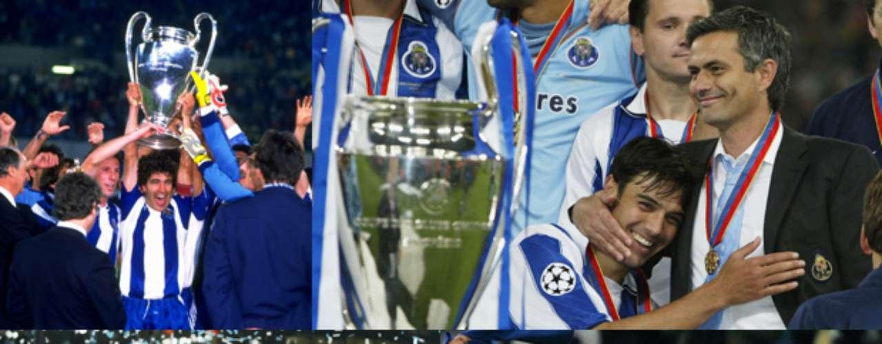 Porto ha ganado las dos finales de Champions League que ha disputado