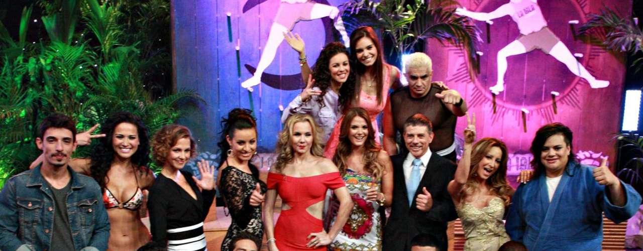 El cantante Alan, exvocalista de Magneto, y el actor Francisco de la O completan el grupo de 12 famosos que viajarán hasta República Dominicana para participar en 'La Isla'.
