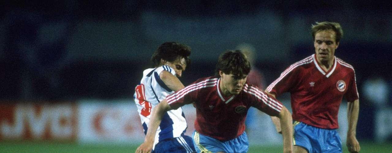El club bávaro se fue al frente en el marcador y todo indicaba que ganaría su cuarta 'Orejona'
