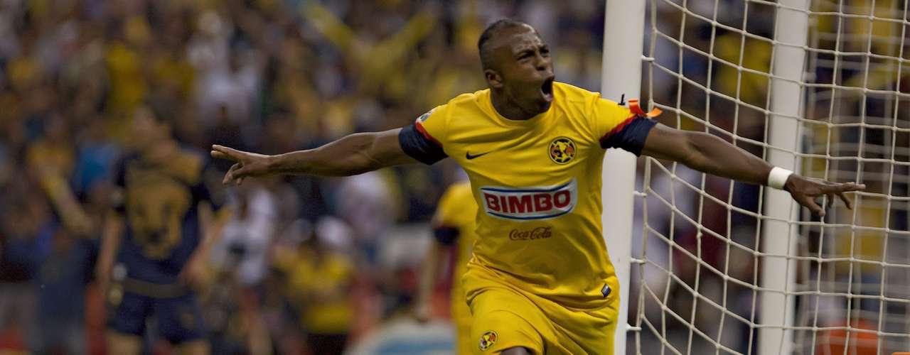 En la 15, redondeó una gran semana trascalentarel duelo ante Pumas; América le pegó en su campo 1-0 a su acériimo capitalino y lo hizo con la cabeza de su goleador.