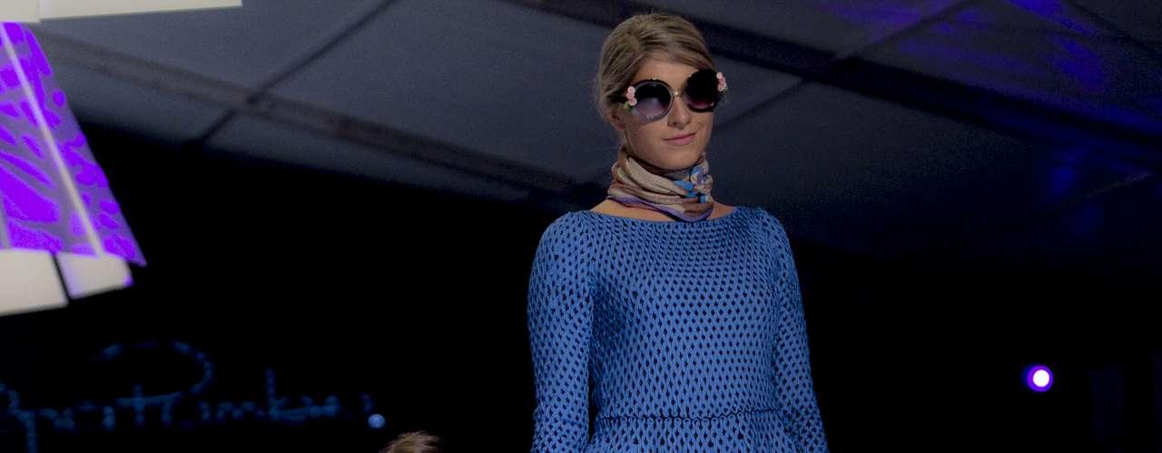 Modelos reconocidas como Ariadna Gutiérrez, Mónica Castaño y Laura Tobón hicieron parte del selecto grupo que participó del desfile.