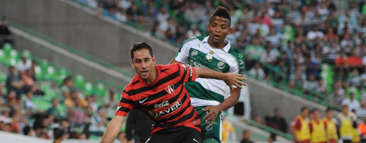 Atlas buscó hacer su gol de visitante, pero la final también falló ante el arco de Oswaldo Sánchez.