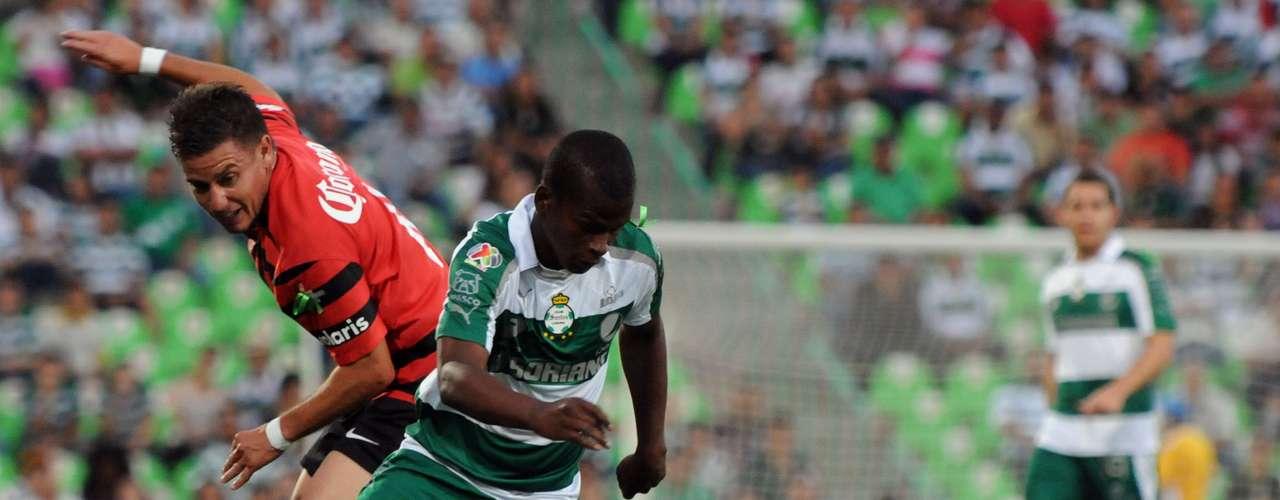 La vuelta se jugará el domingo en la cancha del Estadio Jalisco.