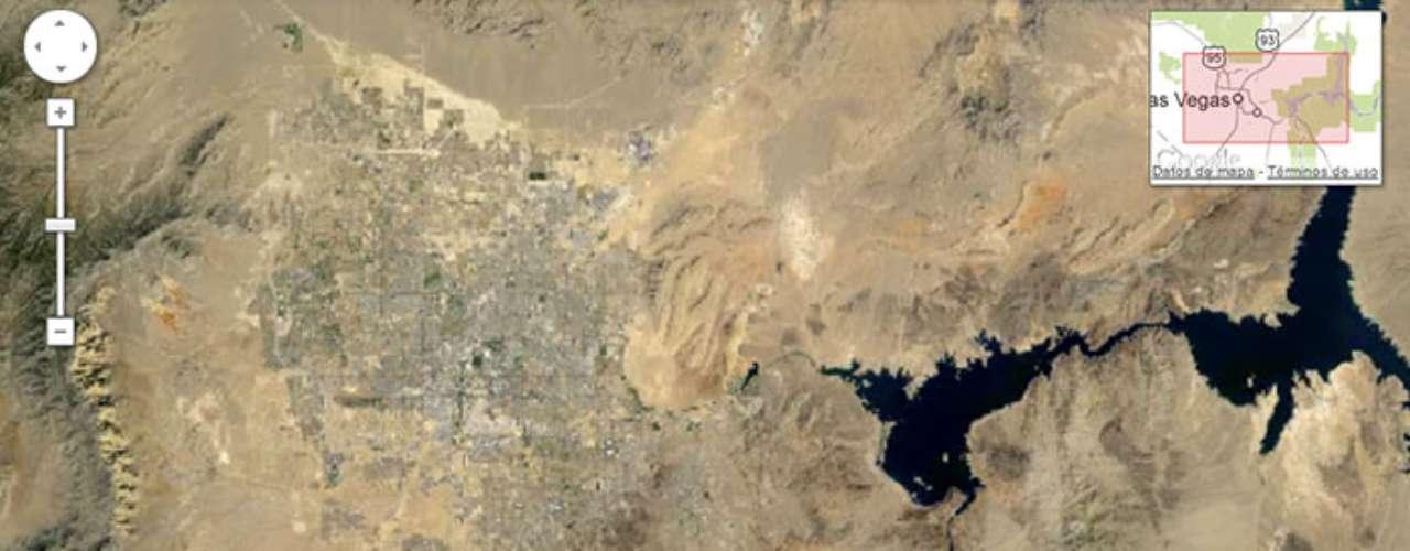 Las Vegas, Nevada, es la ciudad con más rápido crecimiento en los Estados Unidos durante las últimas dos décadas.