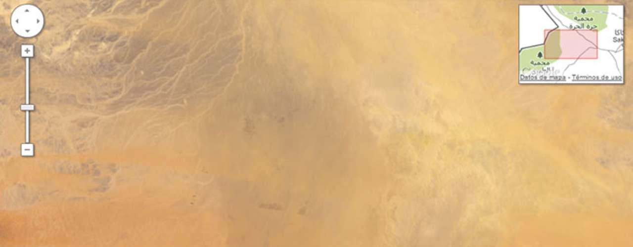 3. Obras deirrigación en Arabia Saudita.