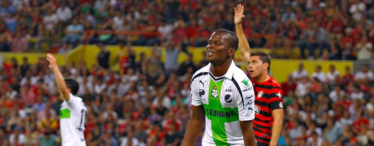 Santos vence 3-1 al Atlas en el partido de Vuelta en el Jalisco y logra el último boleto a las semifinales