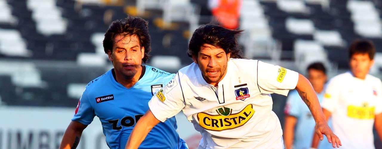LUCAS WILCHEZ: En junio vence el préstamo del volante argentino que desde mediados del 2012 se encuentra en las filas del Zaragoza de España, por lo que regresará a Pedreros.