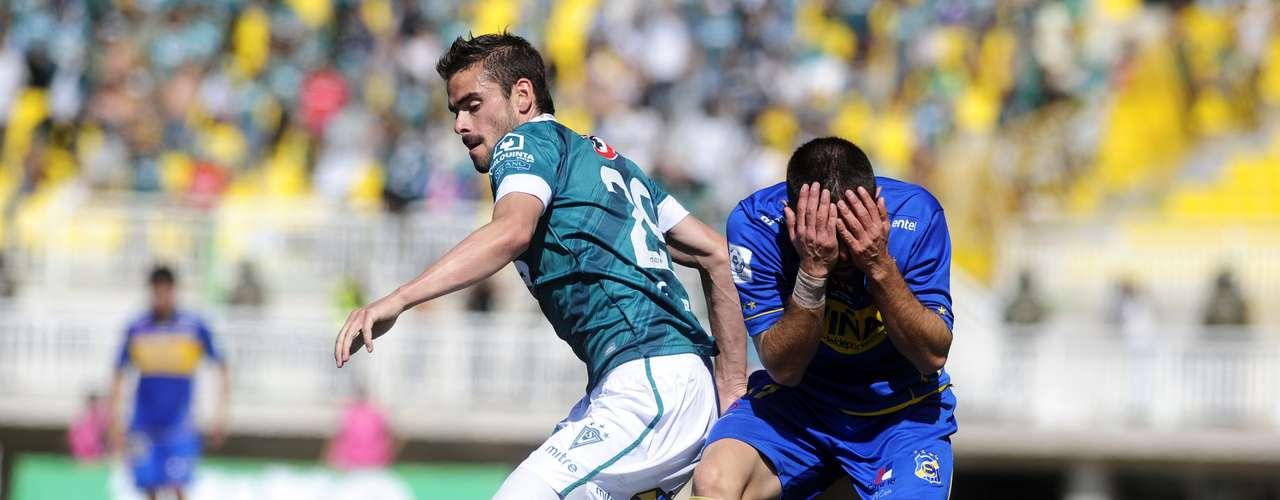 EZEQUIEL LUNA: El argentino llegó de forma silenciosa a Wanderers y terminó siendo el pilar de la zaga del Decano, campaña que es seguida de cerca en San Carlos.