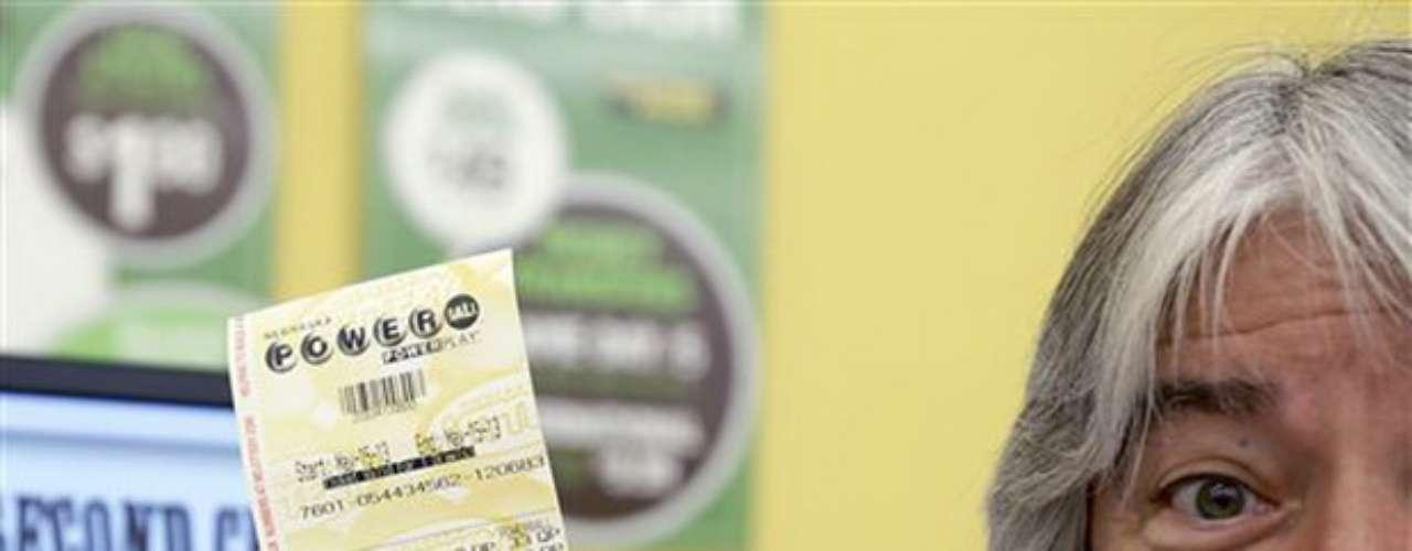 De hecho, la última vez que alguien ganó la lotería Powerball fue el 30 de marzo.