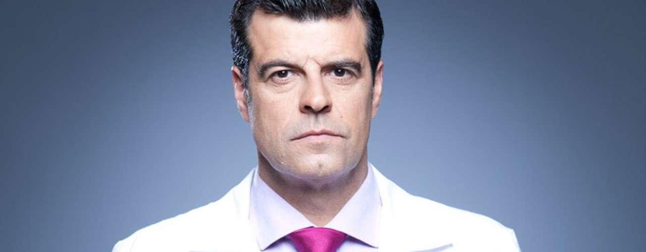 El actor Andoni Ferrero realizará el papel de Melguizo.