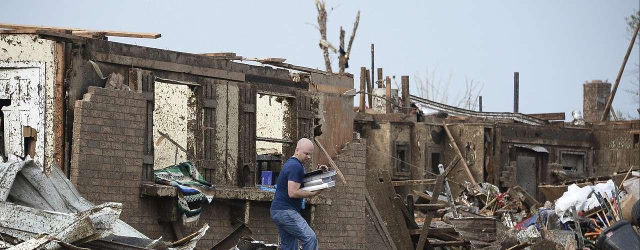 Con 1.200 tornados por año en promedio, Estados Unidos es el país con mayor frecuencia de ese tipo de fenómeno climático en el mundo, según la Agencia Nacional Oceanográfica y Atmosférica de Estados Unidos (NOAA).