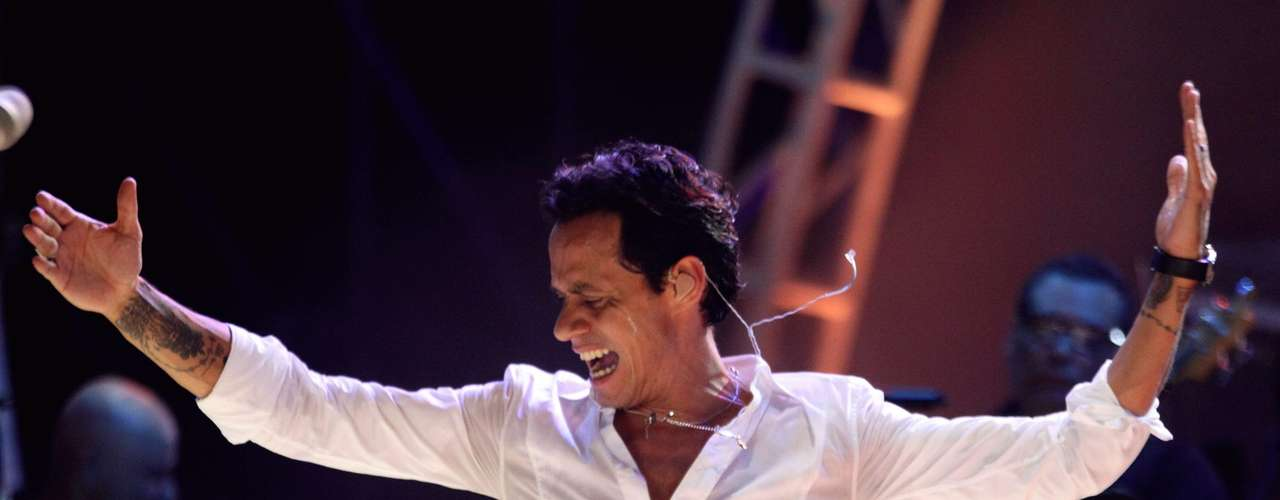 Marc Anthony encenderá la tarima con las notas de su nuevo hit \