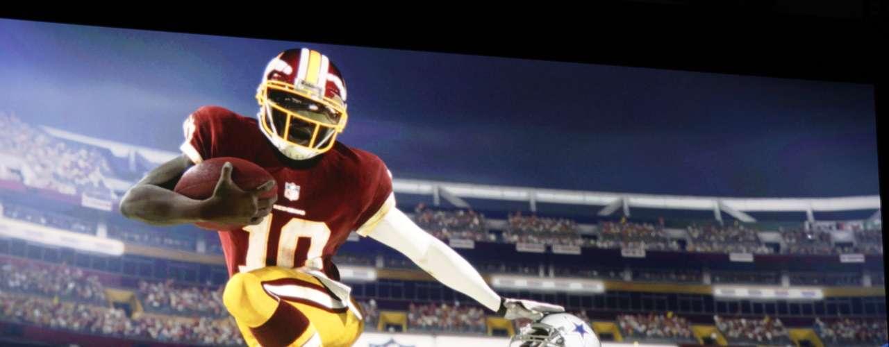 Los juegos: NBA Live, Madden NFL, FIFA y UFC serán lanzados en los próximos 12 meses para Xbox One, según Wilson