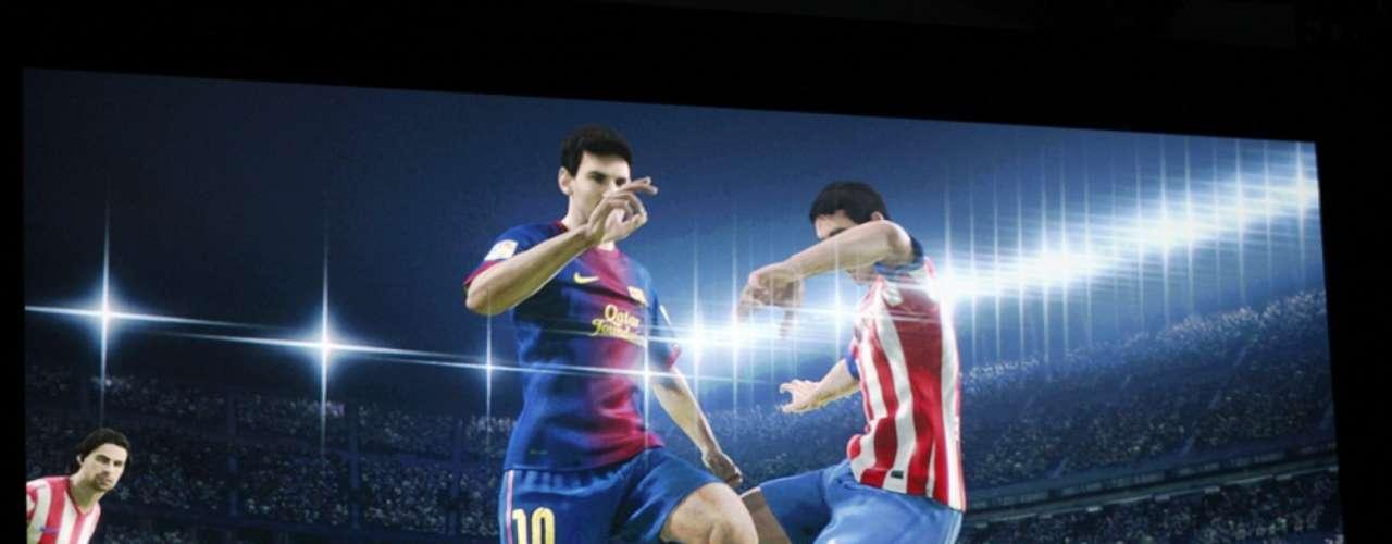 El FIFA 14 Ultimate Team, uno de los juegos para la nueva Xbox