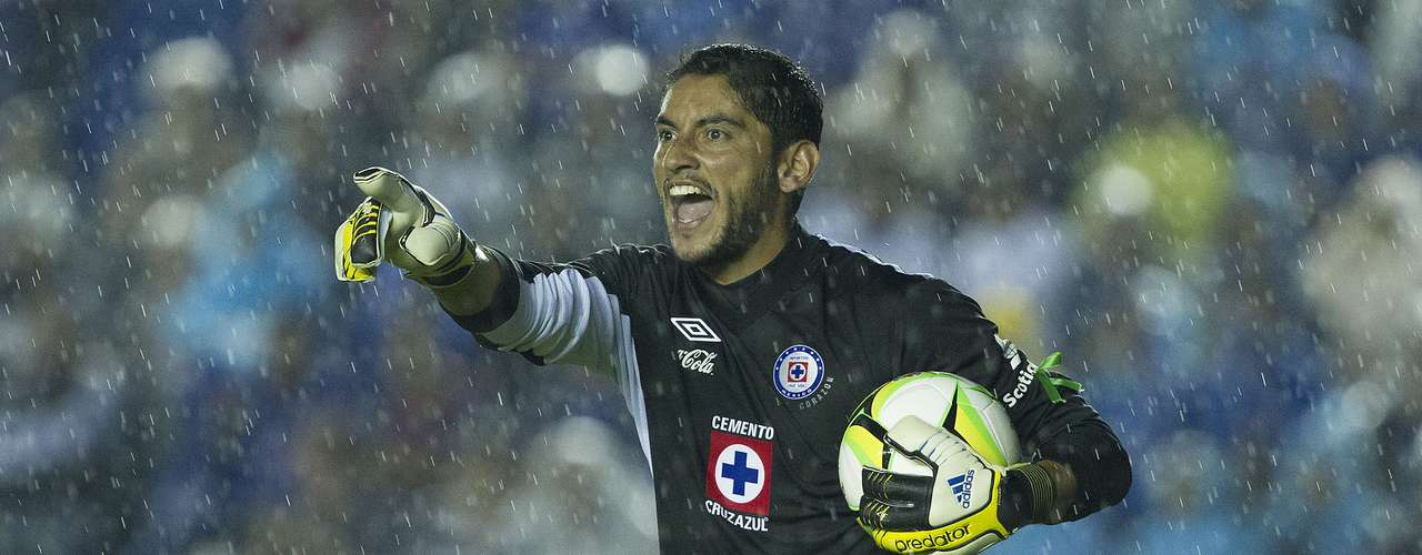 Jesús Corona es sin duda el mejor portero del futbol mexicano y querrá demostrarlo en esta serie por el título.