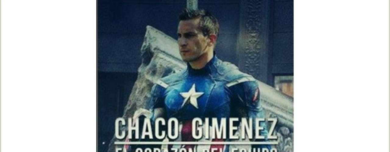 Pero también están los que ven al 'Chaco' como un ídolo.
